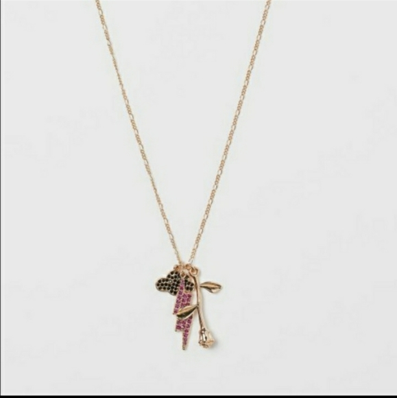 The Vampire's Wife H&M  Charm Necklace!!